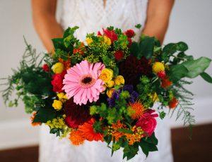 Damselfly Designs Wedding Bouquets